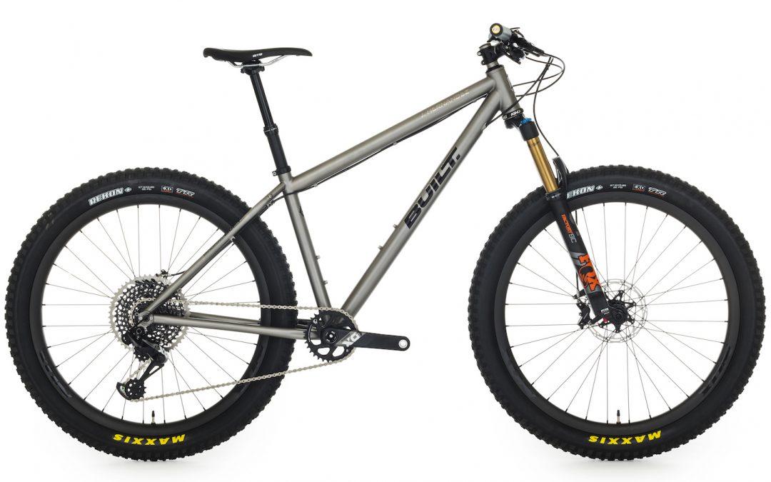 Plus Mountain Bike: 27.5-29er