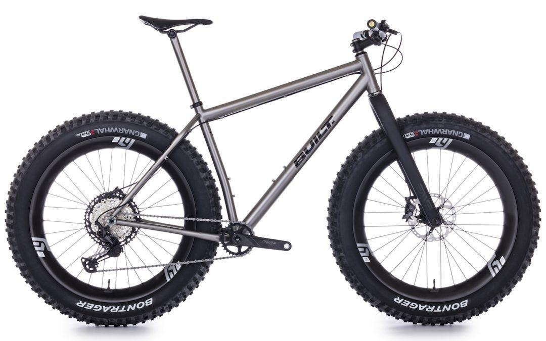 Fat Bike: Shimano XT