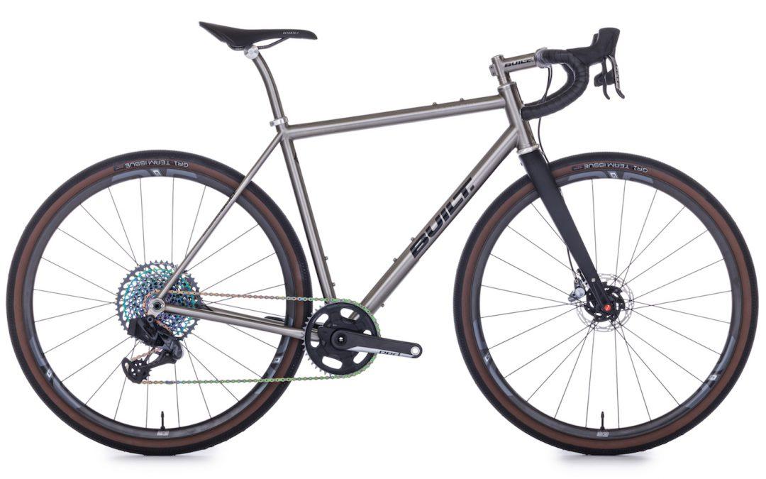 Gravel Bike: Grav Grav