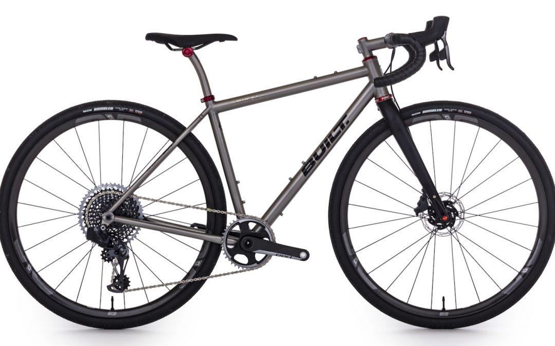Gravel Bike: Gravel Grinders-Sram-NAHBS
