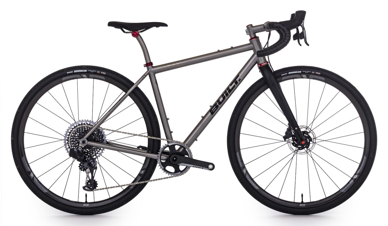 Gravel Bike: Sram Red/Force AXS