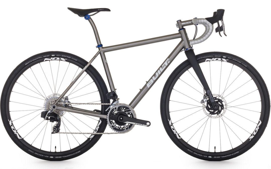 Gravel Bike: Sram-Enve Fork