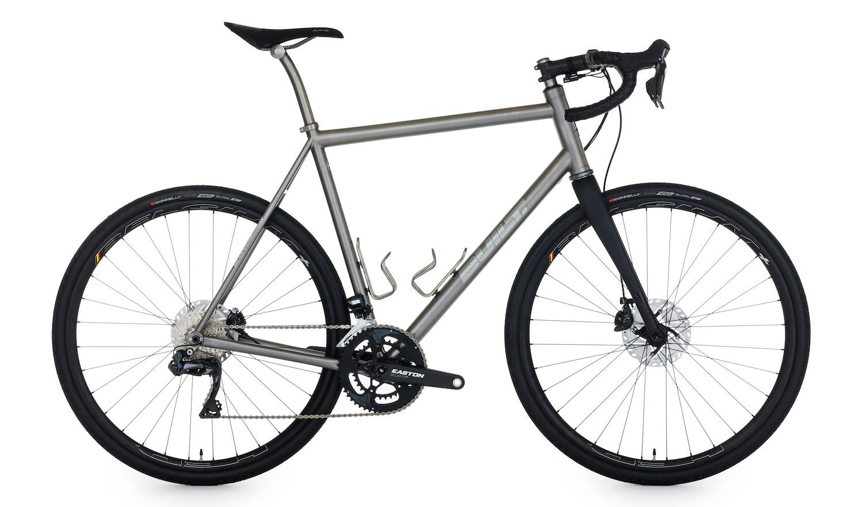 Gravel Bike: Shimano Ultegra Di2 + EC90 Crank