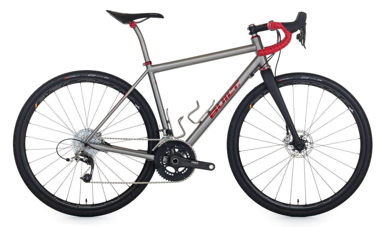 Gravel Bike: Sram Red Mechanical