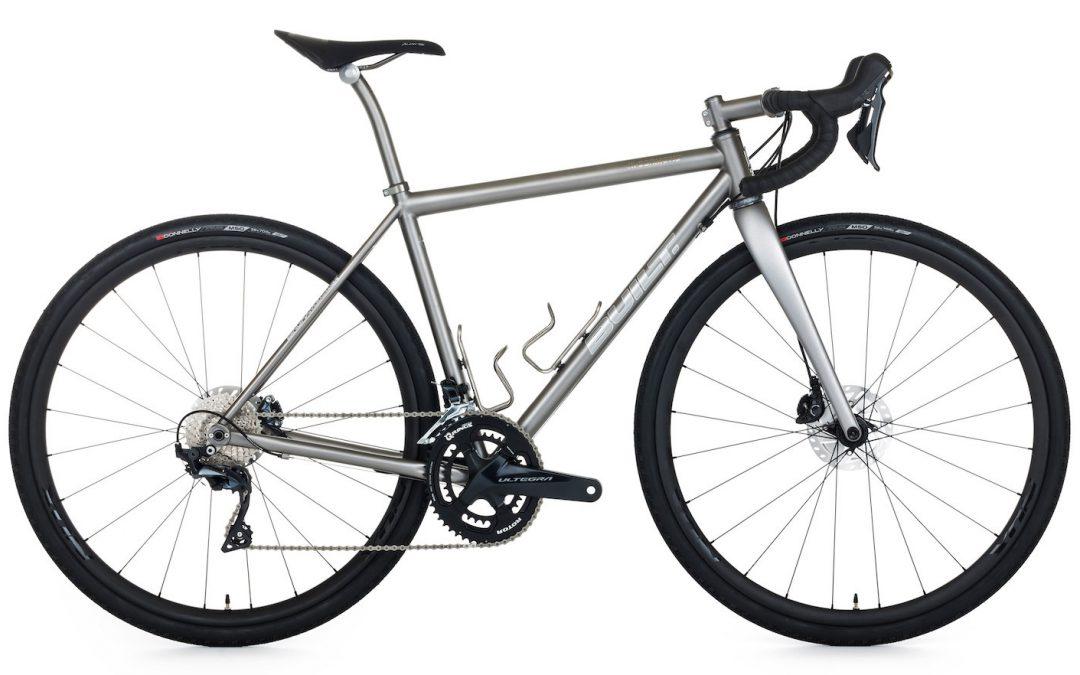 Gravel Bike: Ultegra-Rotor Chainrings