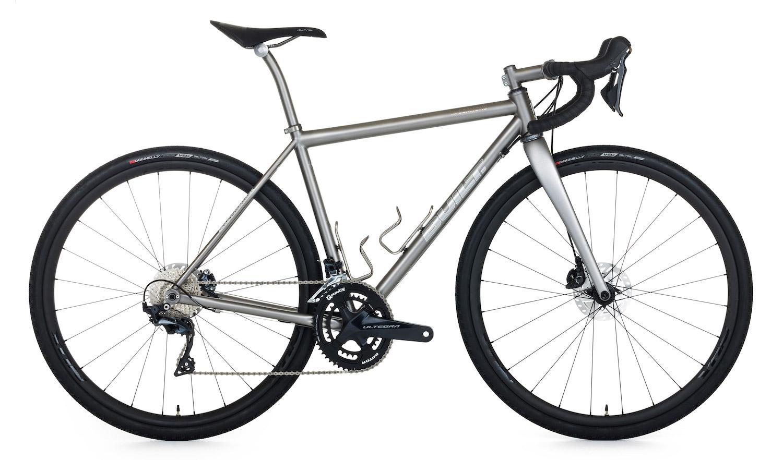 Gravel Bike: Shimano Ultegra Di2