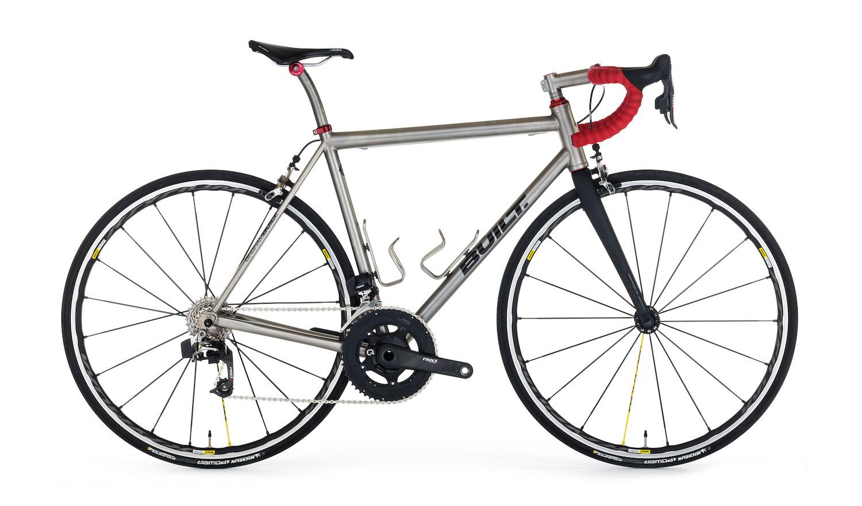Road Bike: Quick Release Sram Red Etap