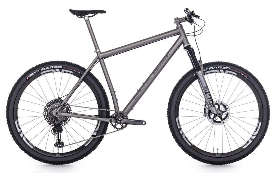 Mountain Bike: 29er-XTR-Enve
