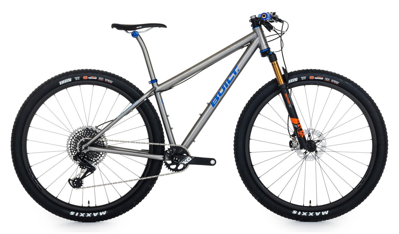 Mountain Bike: Hardtail 29 Sram Eagle
