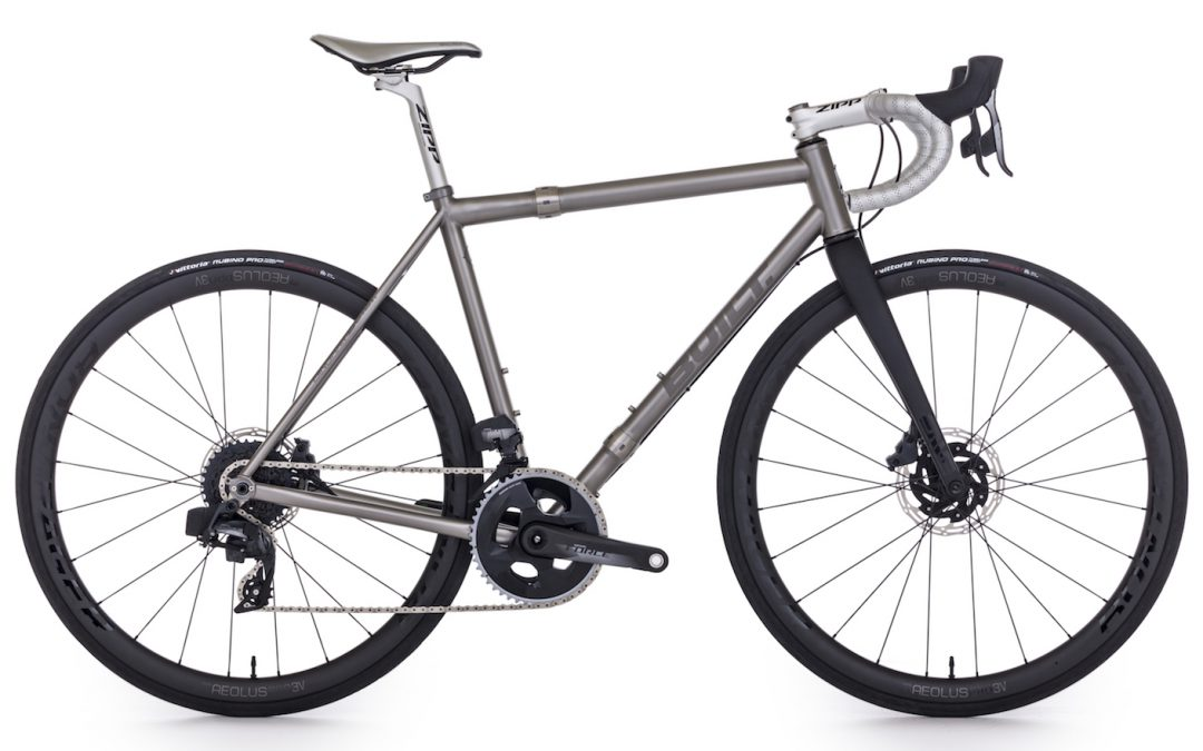 Road Bike: Disc-Coupler