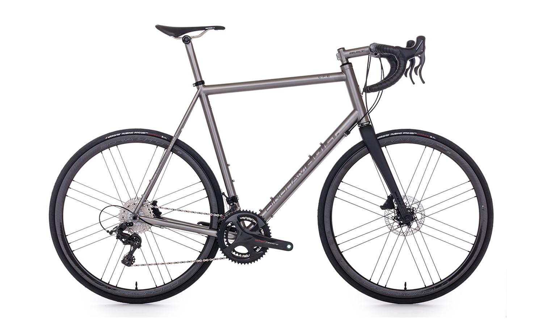 Road Bike: Disc Campagnolo