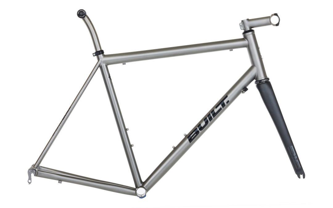 Road Bike: QR Frameset