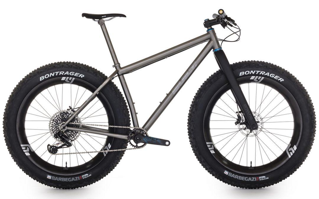 Fat Bike: Industry Nine